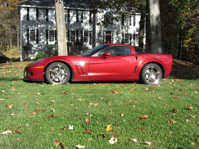 Picture of 2013 Chevrolet Corvette Z16 Grand Sport 2LT Coupe RWD, exterior, gallery_worthy