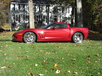 2013 Chevrolet Corvette Grand Sport 2LT picture, exterior