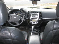 Picture of 2009 Hyundai Santa Fe Limited AWD, interior