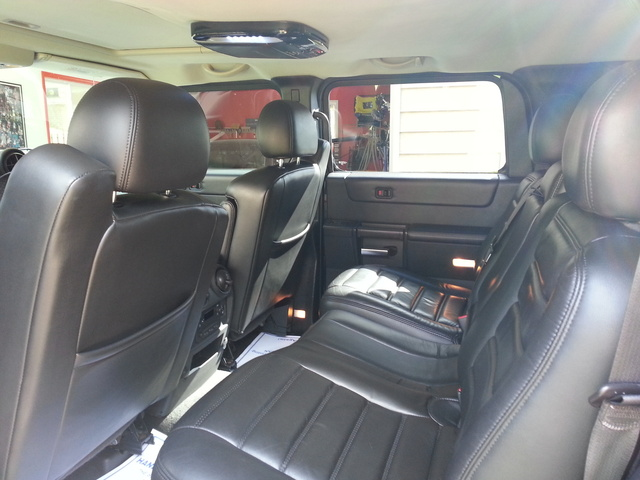 Picture of 2007 Hummer H2 Luxury, interior, gallery_worthy