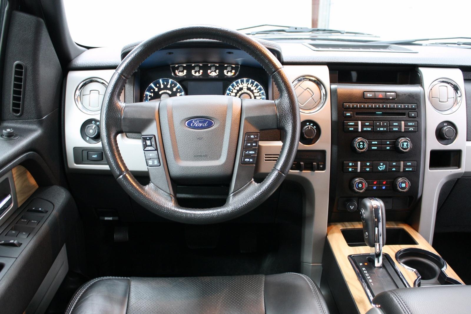 2011 Ford F 150 Interior Pictures Cargurus