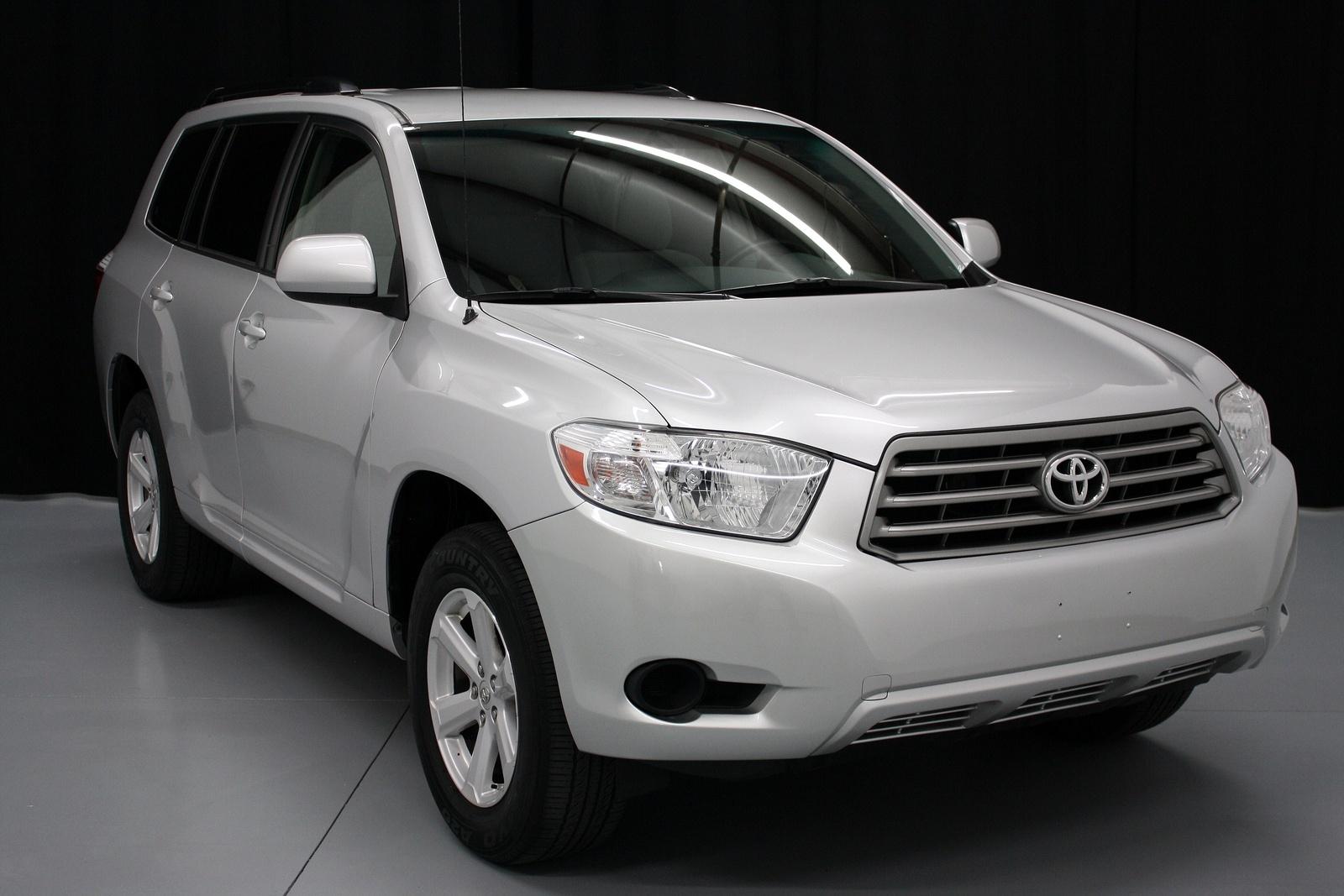 2010 Toyota Highlander Pictures Cargurus