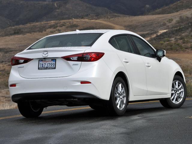2014 Mazda MAZDA3 i Touring, 2014 Mazda 3i Touring Sedan, exterior