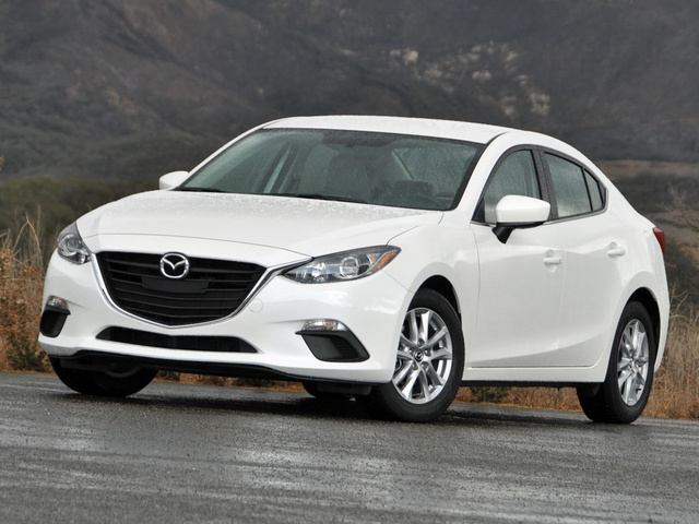 2014 Mazda MAZDA3 Test Drive Review