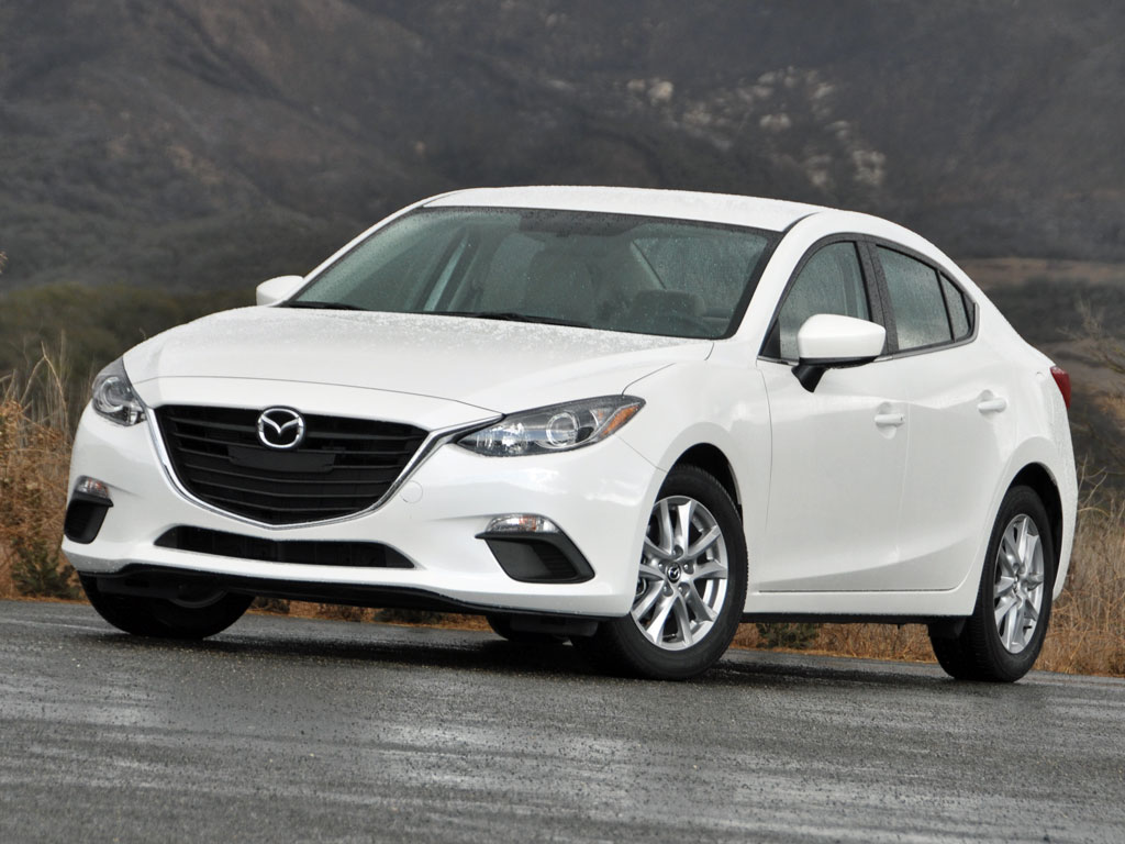 2014 Mazda 3i Touring Sedan