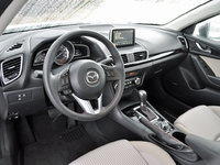 2014 Mazda MAZDA3 i Touring, 2014 Mazda 3i Touring dashboard, interior