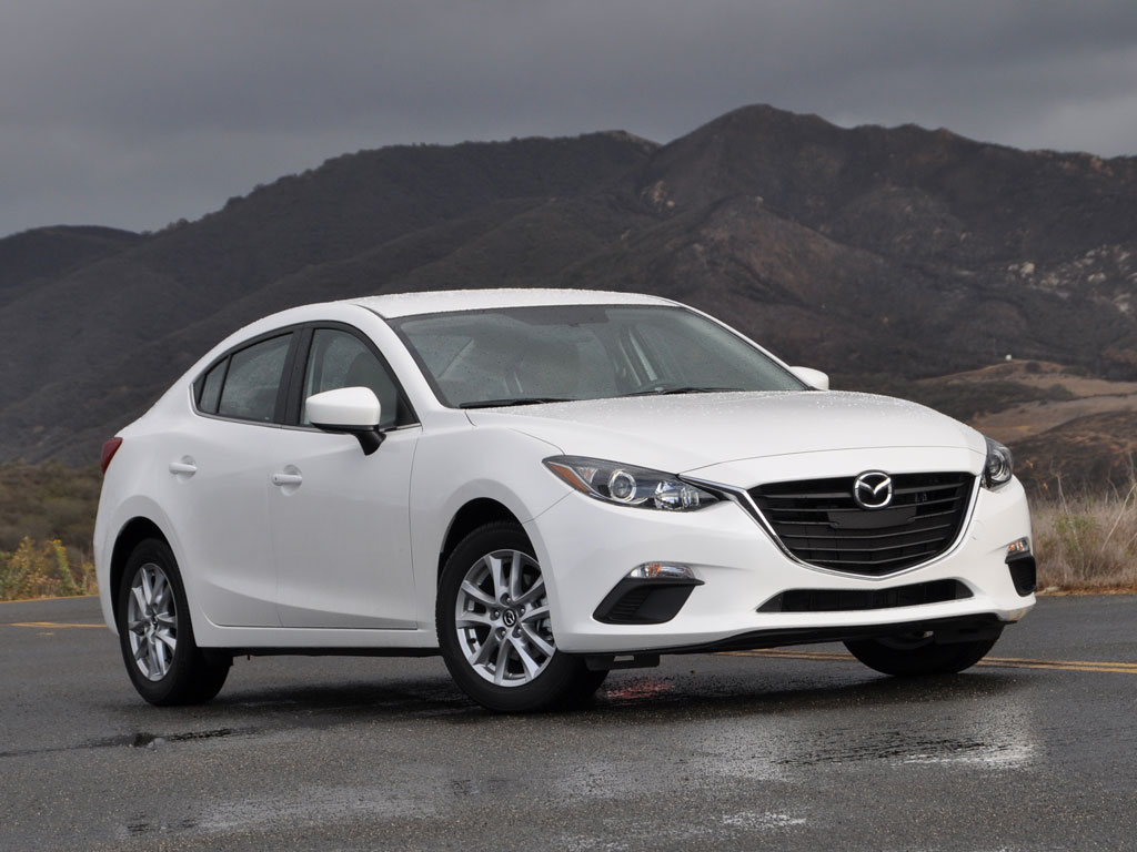 2014 Mazda MAZDA3 - Test Drive Review - CarGurus2014 Mazda 3 White