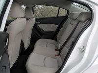 2014 Mazda MAZDA3 i Touring, 2014 Mazda 3i Touring rear seat, interior