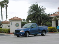 Picture of 2004 Ford F-150 SVT Lightning 2 Dr Supercharged Standard Cab Stepside SB, exterior, gallery_worthy