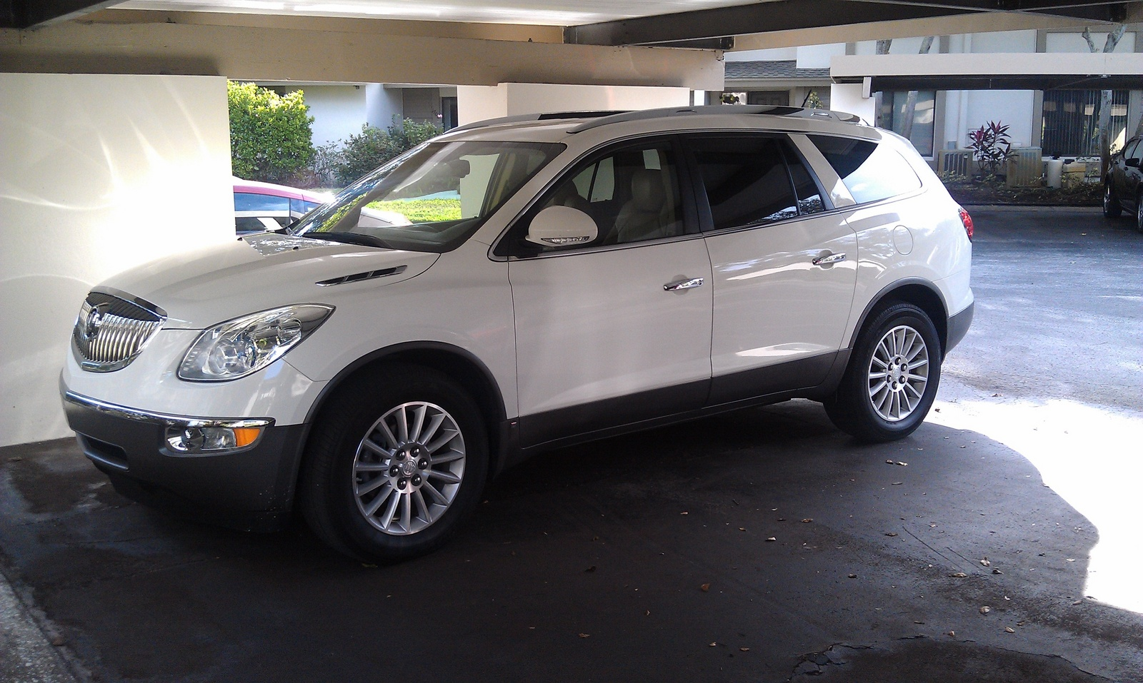 2008 Buick Enclave Pictures Cargurus