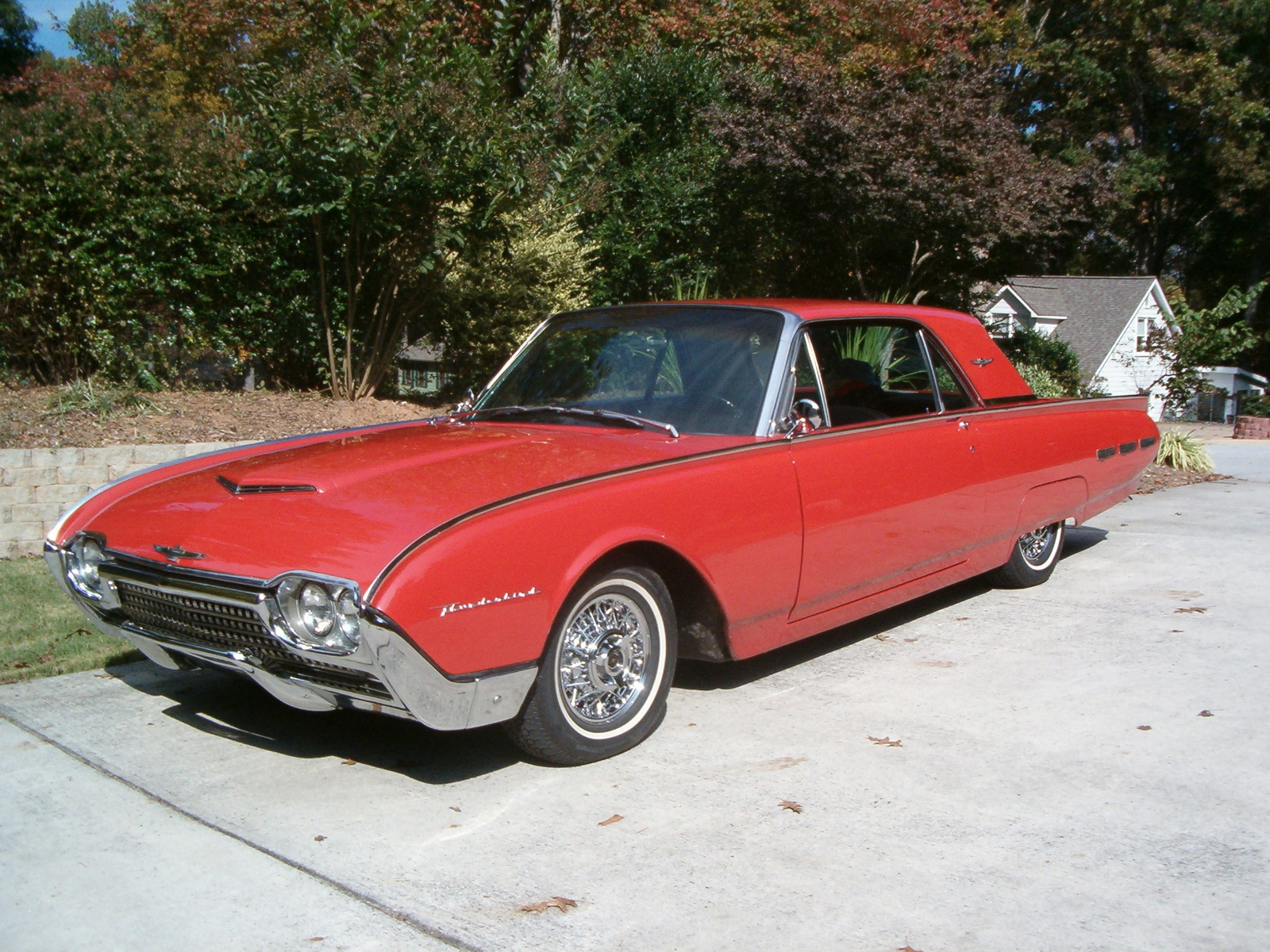 1962 ford thunderbird pictures cargurus. Cars Review. Best American Auto & Cars Review