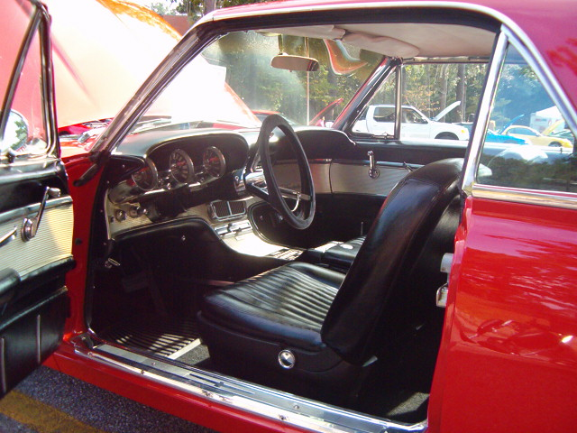 Picture Of 1962 Ford Thunderbird Interior