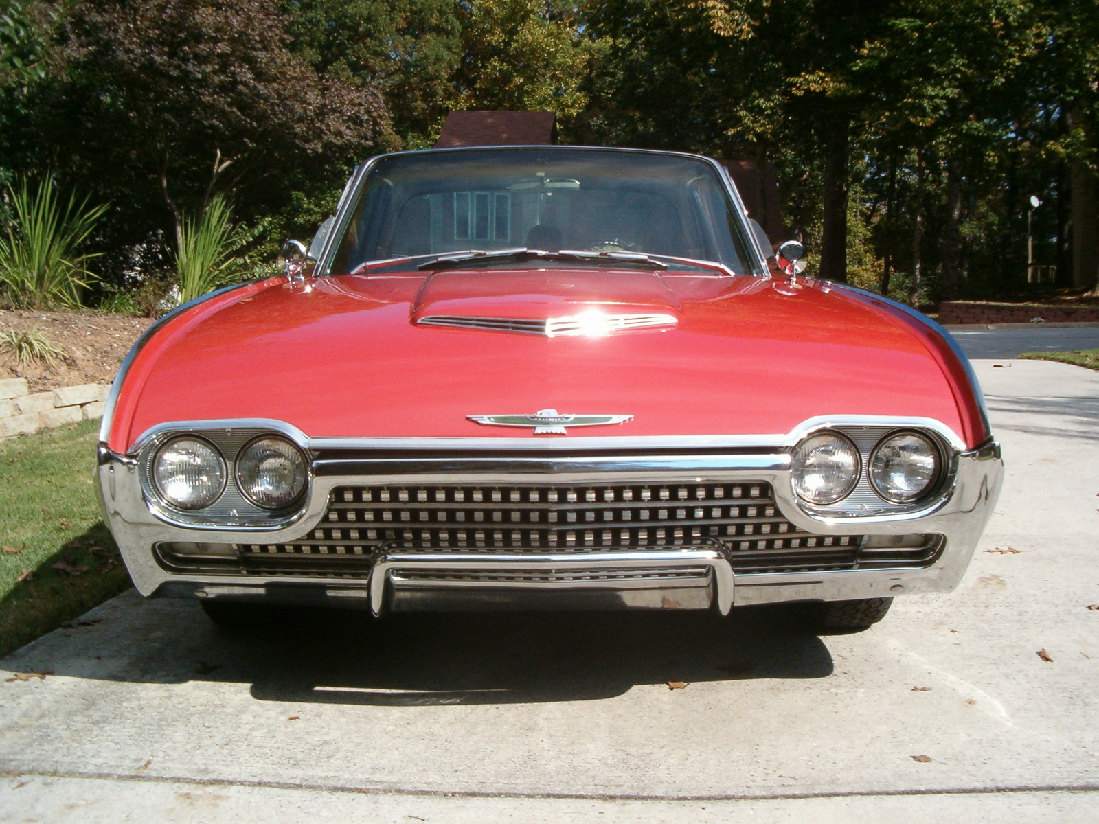 1962 ford thunderbird exterior pictures cargurus. Cars Review. Best American Auto & Cars Review
