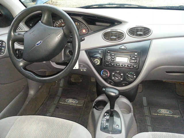 Picture of 2000 Ford Focus SE, interior, gallery_worthy