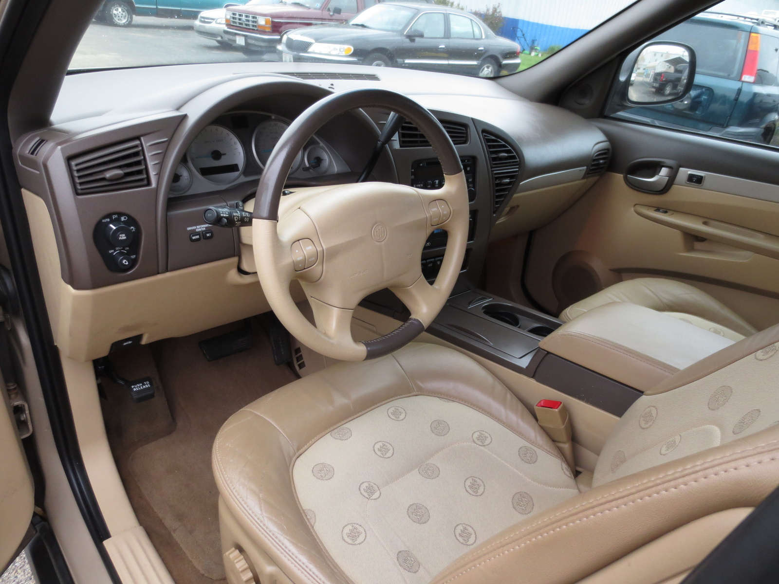 Buick Rendezvous Cx Pic on 2007 Buick Lacrosse Rate