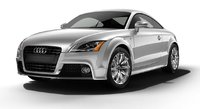 2014 Audi TT, Front-quarter view, exterior, manufacturer, gallery_worthy