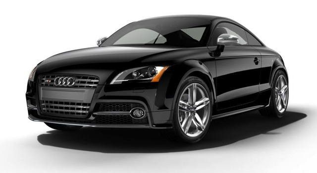 2014 Audi TTS, Front-quarter view, exterior, manufacturer, gallery_worthy