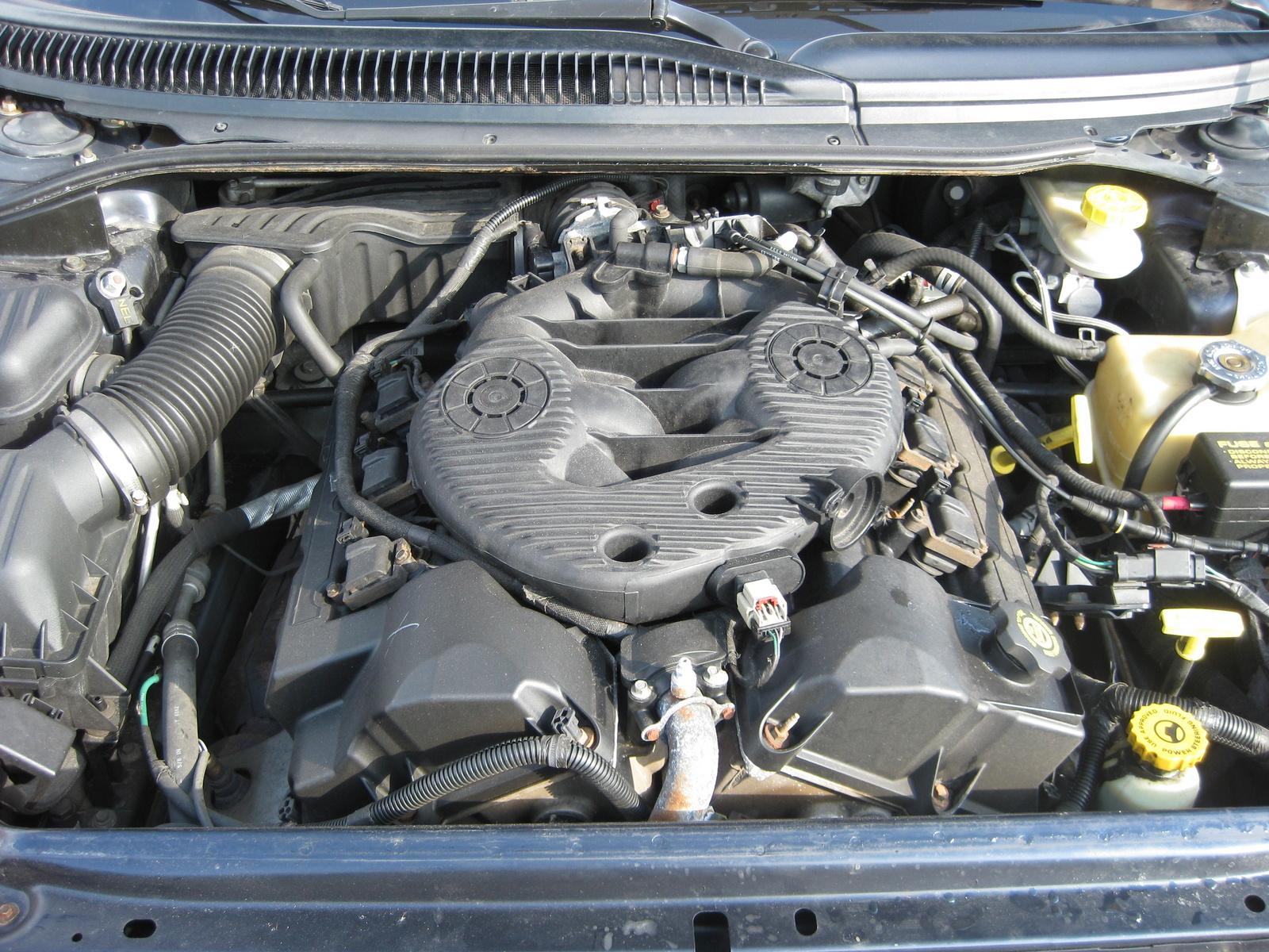 2002 Dodge Intrepid - Pictures - CarGurus