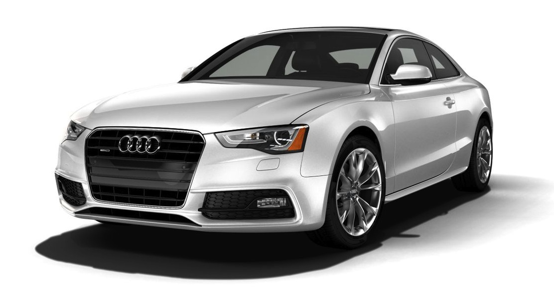 2014 Audi A5, Front-quarter view, exterior, manufacturer