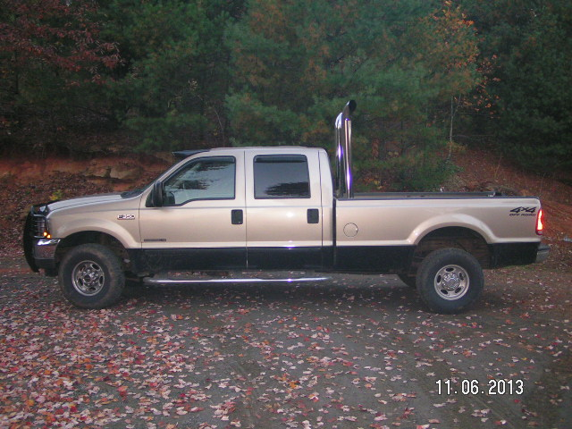 Picture of 2001 Ford F-350 Super Duty Lariat Crew Cab LB