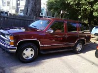 Picture of 1995 Chevrolet Tahoe 4 Dr LT 4WD SUV, exterior, gallery_worthy