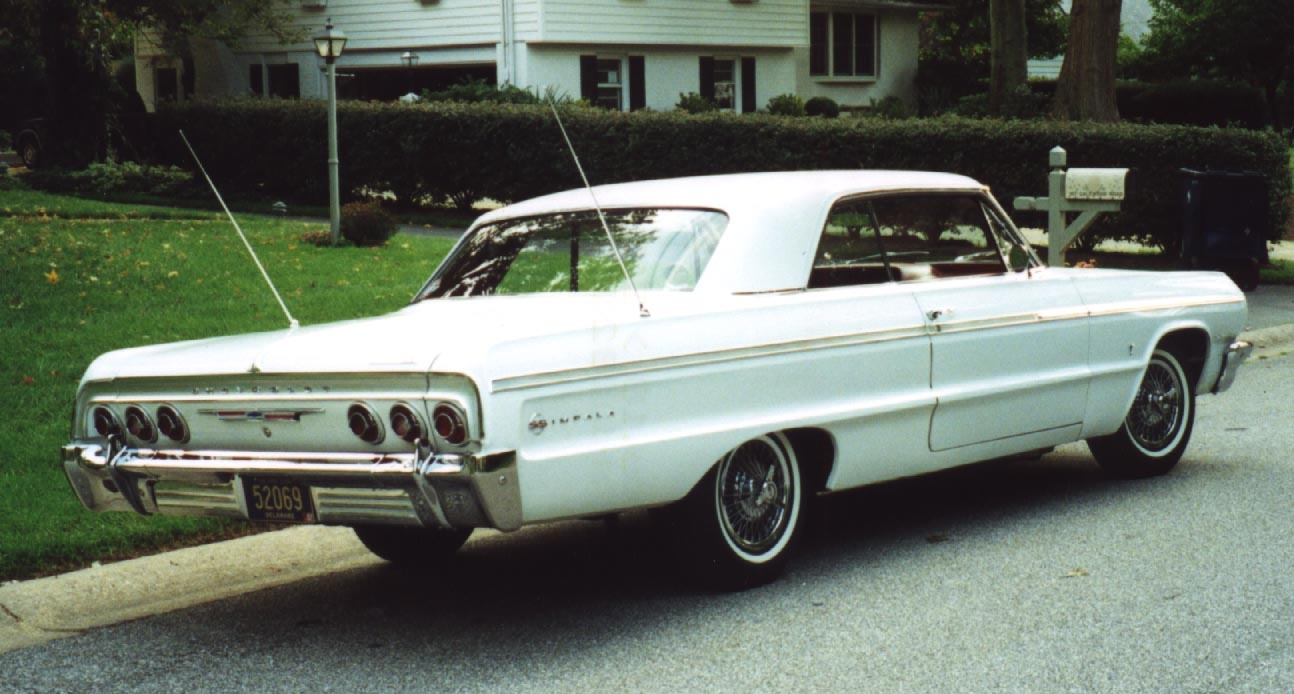 Chevrolet Bel Air Questions - could you have a 1964 belair ss - CarGurus