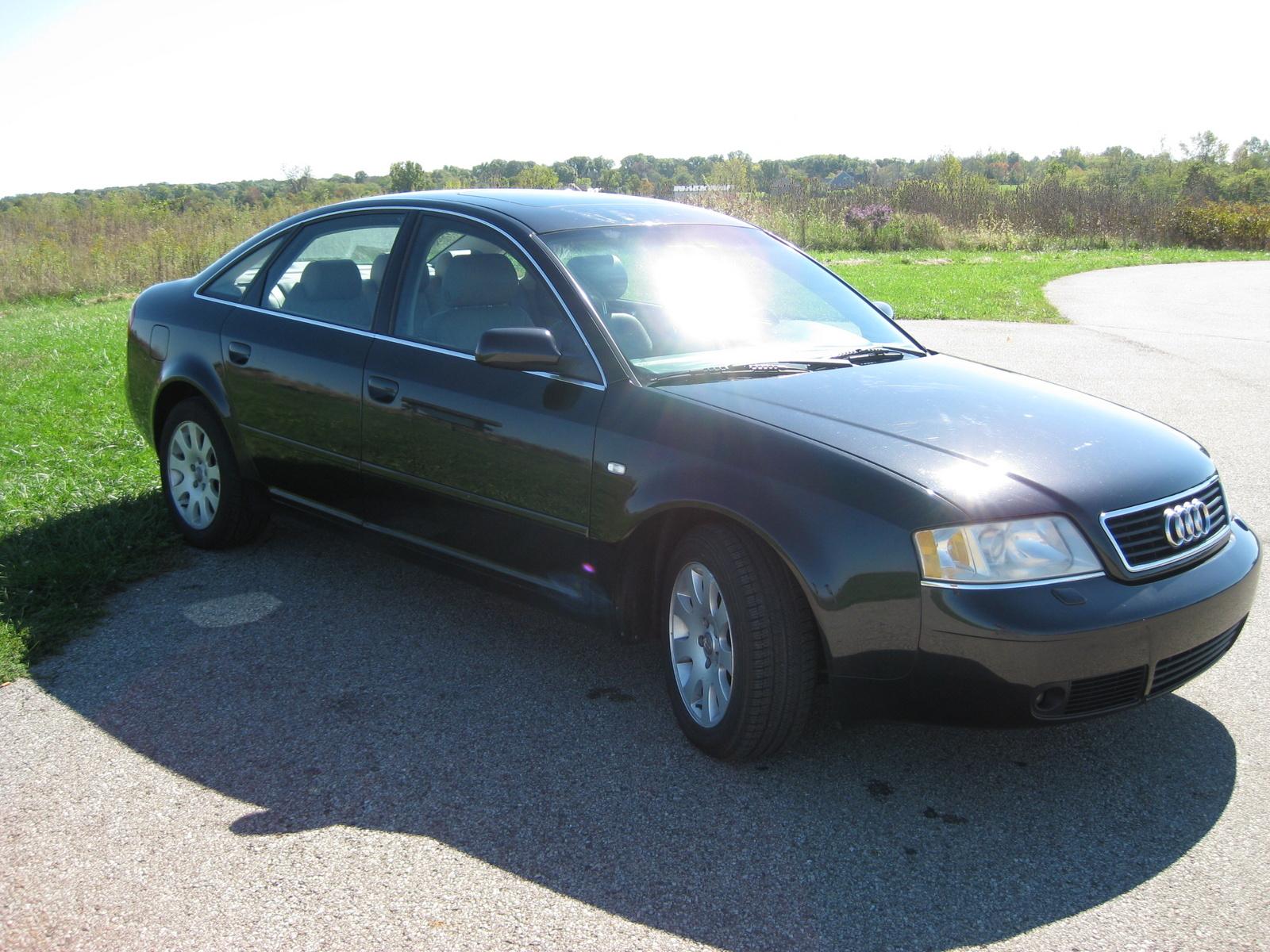 2000 Audi A6 - Pictures - CarGurus