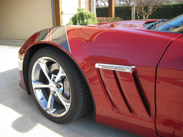 Picture of 2010 Chevrolet Corvette Z16 Grand Sport 1LT Coupe RWD, exterior, gallery_worthy