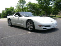 1997 Chevrolet Corvette Coupe, Picture of 1997 Chevrolet Corvette Base, exterior