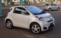 2014 Scion iQ, Front-quarter view, manufacturer, exterior