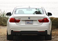 2014 BMW 4 Series, 2014 BMW 428i rear shot, exterior