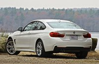 2014 BMW 4 Series, 2014 BMW 428i rear 3/4 shot, exterior
