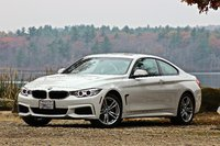 2014 BMW 4 Series, 2014 BMW 428i front 3/4, exterior, lead_in