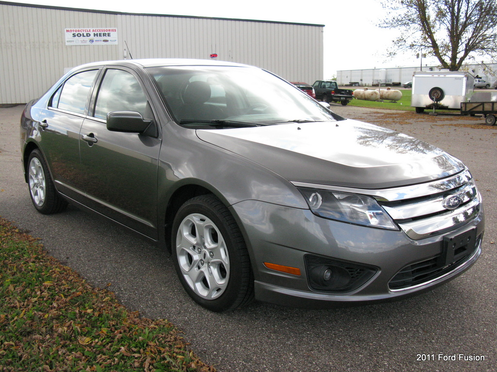 picture of 2011 ford fusion se exterior. Black Bedroom Furniture Sets. Home Design Ideas