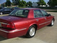 1998 Mercury Grand Marquis 4 Dr LS Sedan picture, exterior