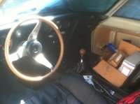 Picture of 1970 Opel GT, interior