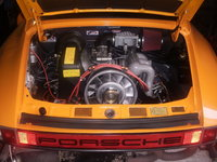 Picture of 1984 Porsche 911 Carrera, engine