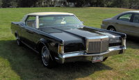 1969 Lincoln Continental 2 Dr Coupe, this is an almost identical to the car that I have., exterior