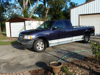 1999 Ford F-150 XLT Extended Cab SB, Picture of 1999 Ford F-150 4 Dr XLT Extended Cab SB, exterior