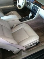 Picture of 1997 Cadillac Eldorado Base Coupe, interior