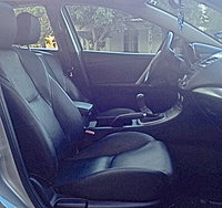 Picture of 2012 Mazda MAZDA3 s Grand Touring, interior