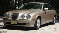 2003 Jaguar S-TYPE 3.0, 2003 Jaguar S-Type 3.0 looks fast even when it's sitting still., exterior