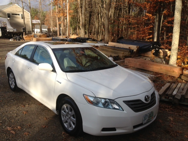 Picture of 2008 Toyota Camry Hybrid FWD
