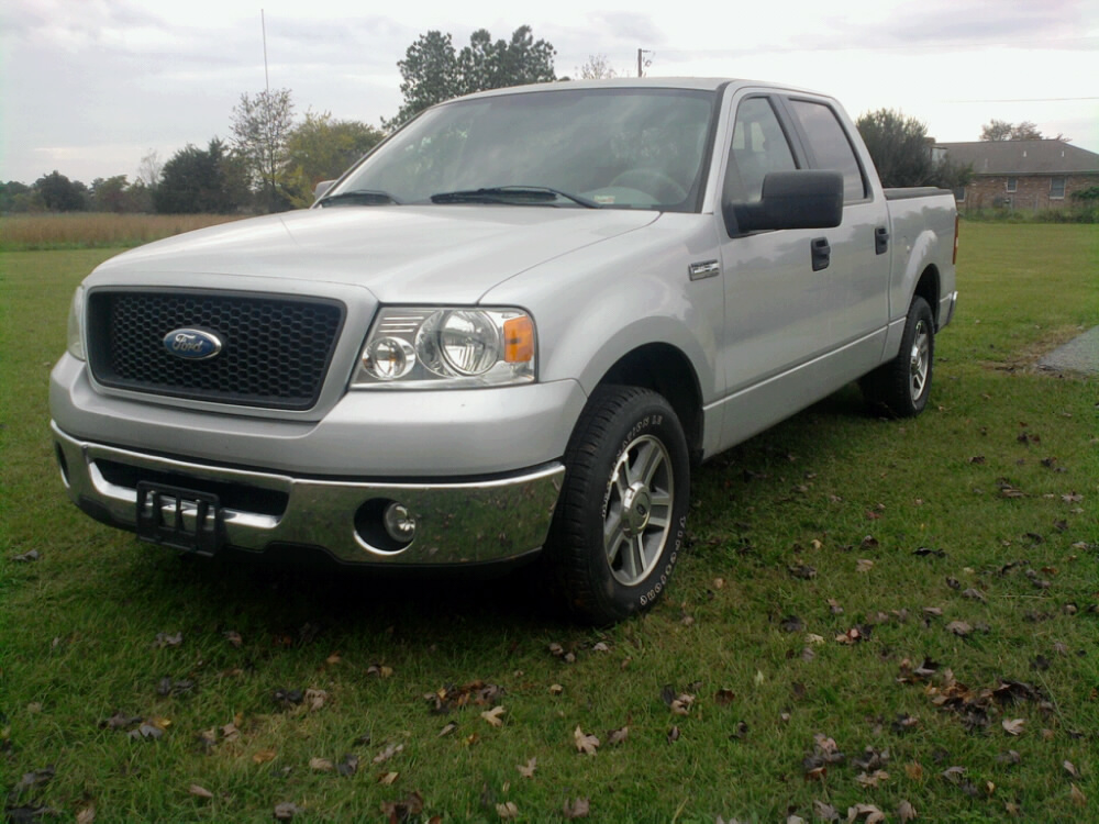 2006 ford f 150 supercrew reviews specs and. Black Bedroom Furniture Sets. Home Design Ideas