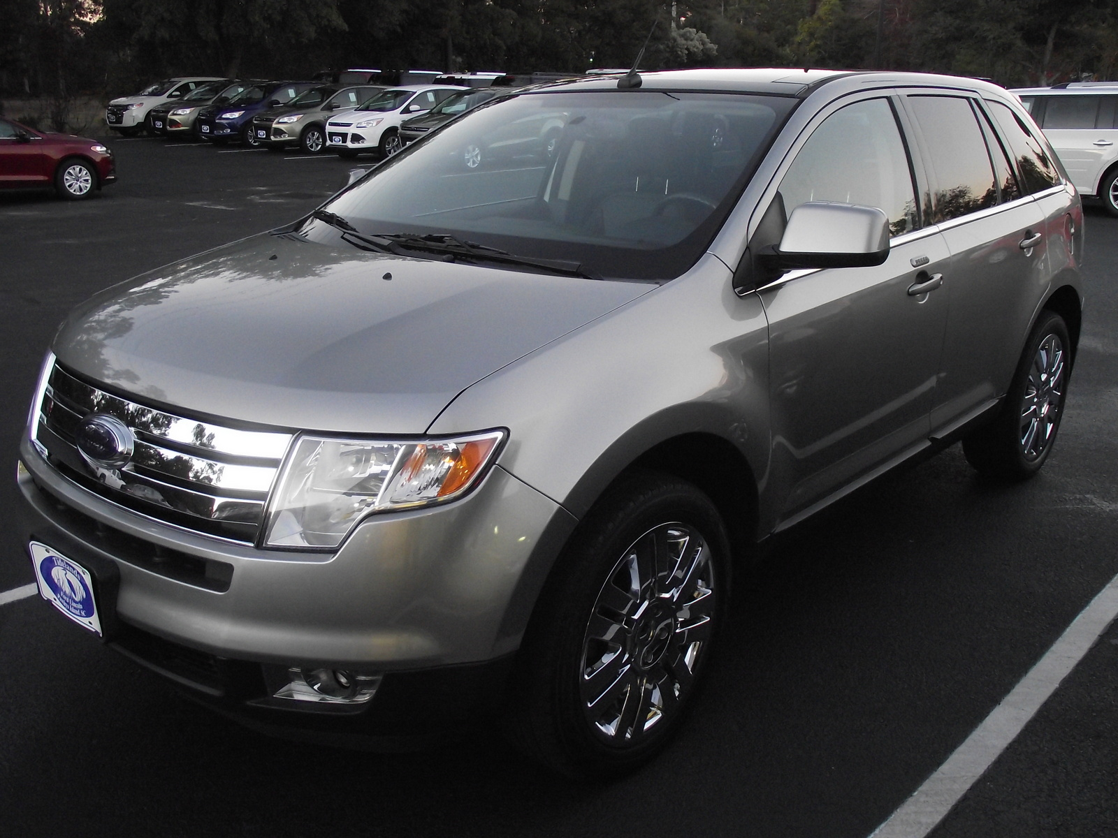 2008 Ford Edge Pictures Cargurus