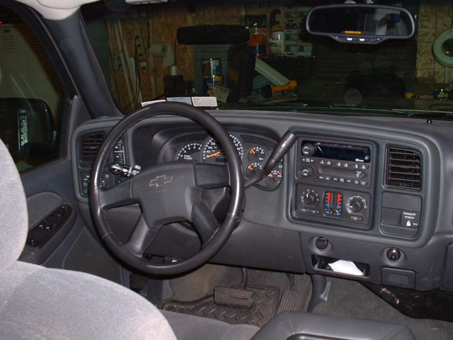 Good Picture Of 2003 Chevrolet Silverado 1500 LS Extended Cab 4WD, Interior,  Gallery_worthy Amazing Pictures