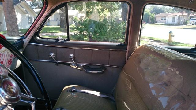 1951 Pontiac Chieftain Interior Pictures Cargurus
