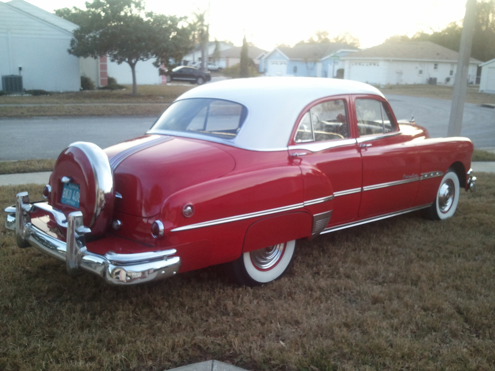 Used Cars Phoenix >> 1951 Pontiac Chieftain - Overview - CarGurus