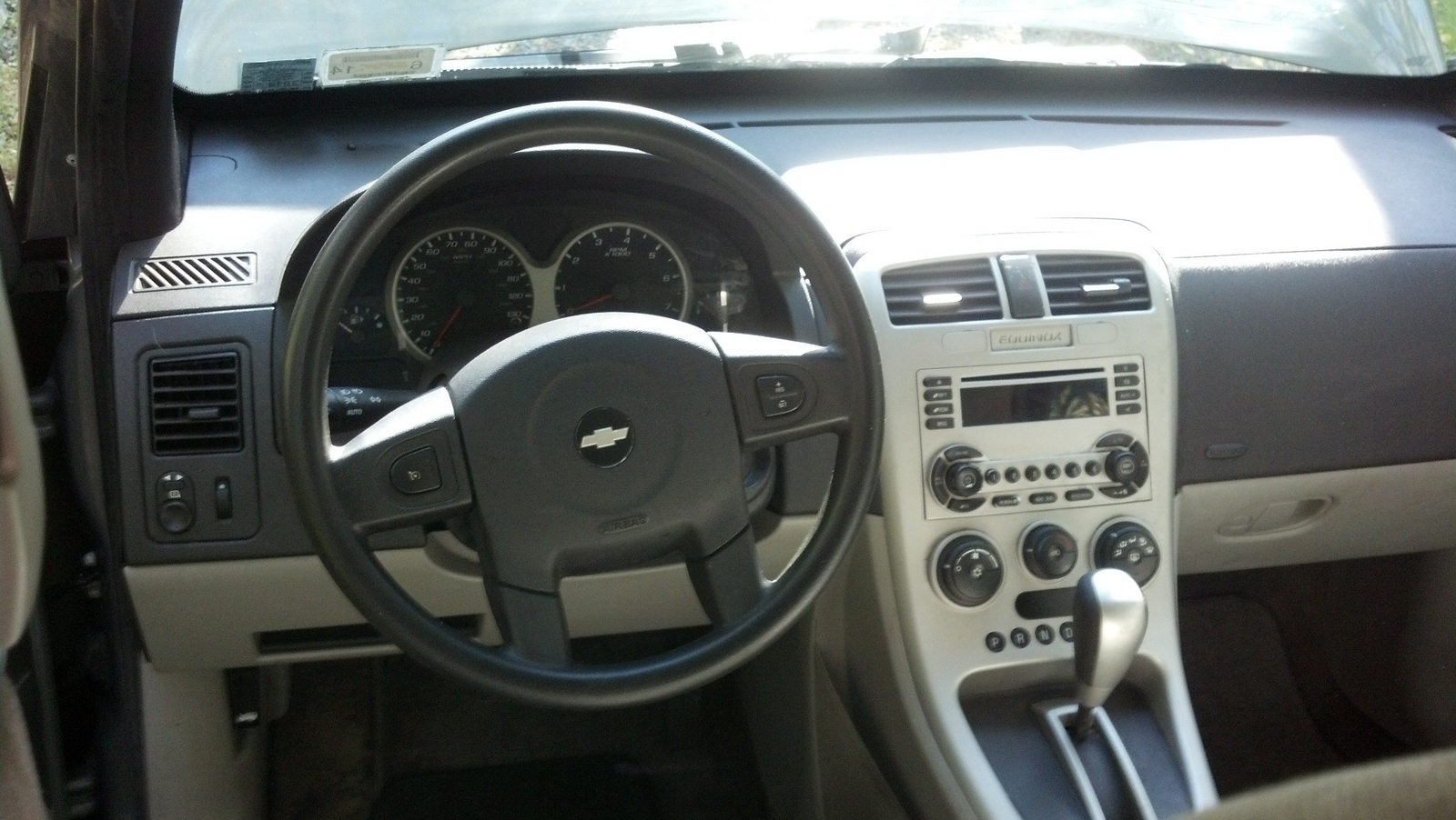 2006 Equinox Interior Gallery