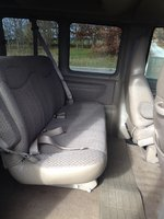 Picture of 1999 Chevrolet Express G2500 LS Passenger Van, interior
